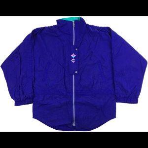 Vintage Puma Women's Thin Windbreaker Jacket